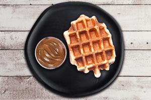 Petite Liege Waffle & Nutella
