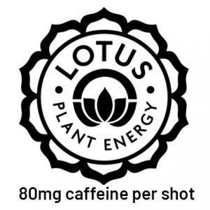 Plant Energy Shot